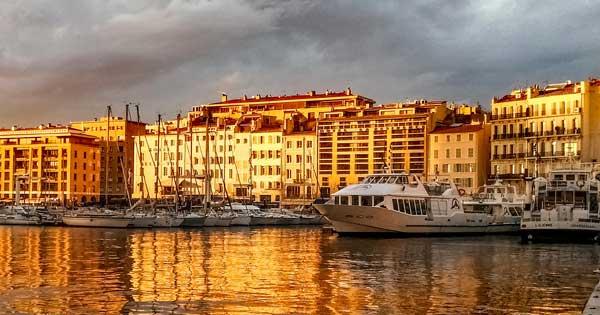 Chauffeur privé Marseille et région Provence