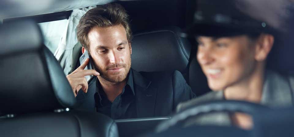 agence de voiture avec chauffeur