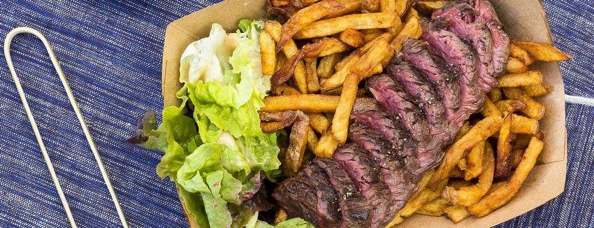 Street Food carnivore à La Brigade de Paris