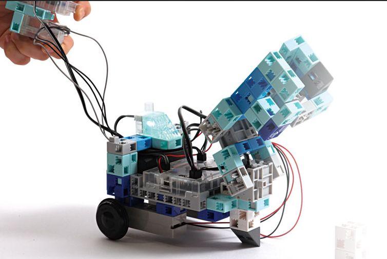 kit educatif robot