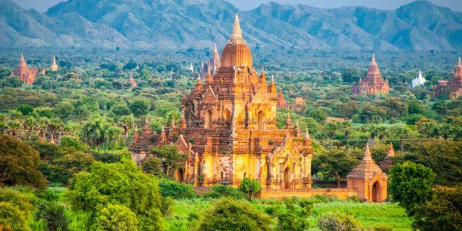 Voyage en Birmanie: à la découverte d'un patrimoine mystique